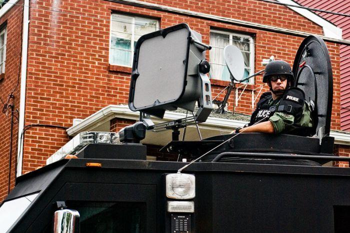 LRAD Police