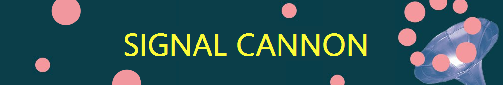 SC Signal Cannon Banner